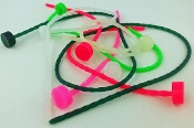 SSND-SPIRAL 4.5mm 14Fr Spiral Shaped Silicone Sound