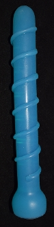 Spiral Shaft Ball Flange Style Insert BLUE SOLID RTS