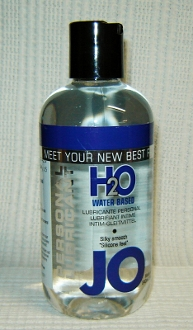 JO H2O 8oz Water Based Personal Lubricant