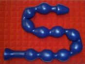 MAXIBALL30 Silicone Retention Ball Enema Colon Nozzle