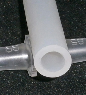 "Thick Wall high quality 5/16"" inside diameter by 1/2"" outside diameter tubing"