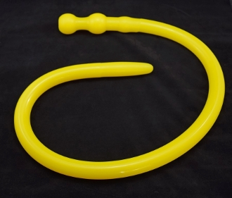 "CT-86French 1.125"" Diameter Silicone Serpentine Colon Tube"