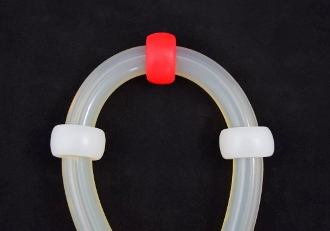 small silicone ring 1/2 inch