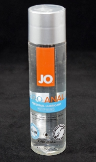 JO H2O 4.0oz Water Based Anal Personal Lubricant