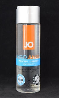 JO H2O 8oz Water Based Anal Personal Lubricant