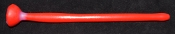 MGCWAND10 #12 RED SOLID RTS