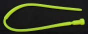 "9-12mm 23"" Double Expansion FLUORESCENT YELLOW OPEN RTS"